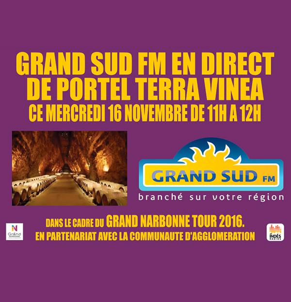 Le Grand Narbonne Tour 2016 à Portel-des-Corbières