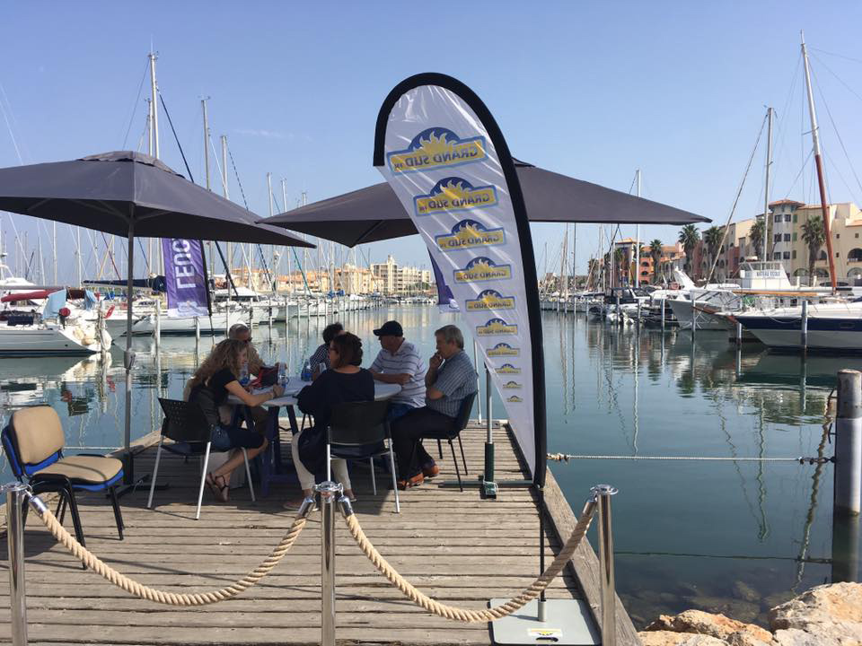 Le Grand Narbonne Tour 2017 à Port-Leucate