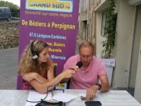 Le Grand Narbonne Tour 2017 à Bize-Minervois