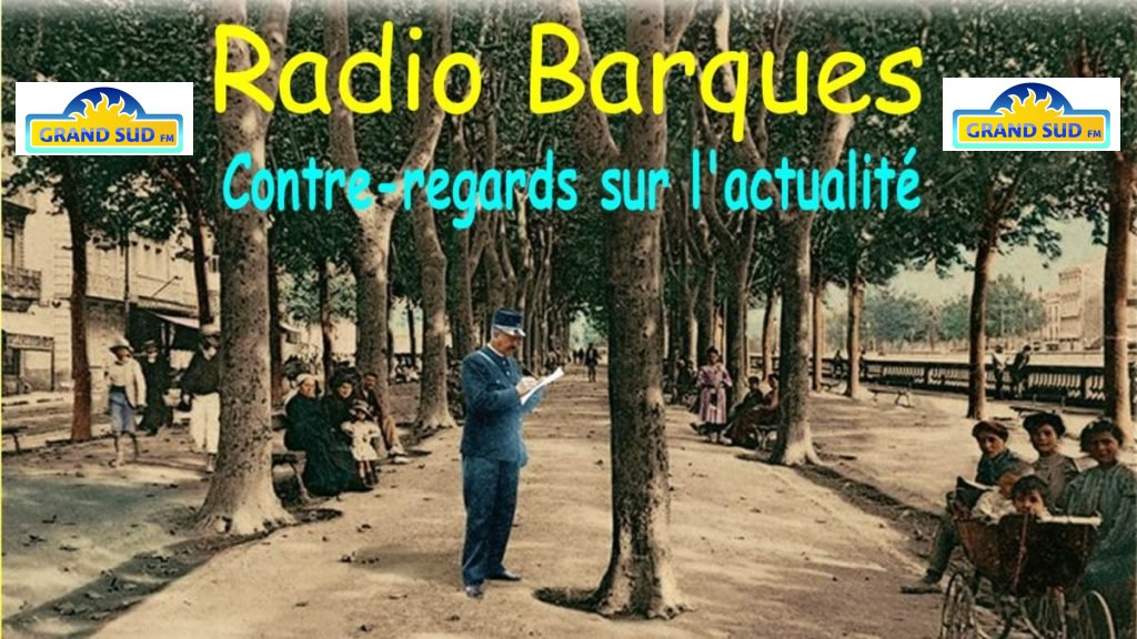 RADIO BARQUES 6 AVRIL 2019. Partie 1.