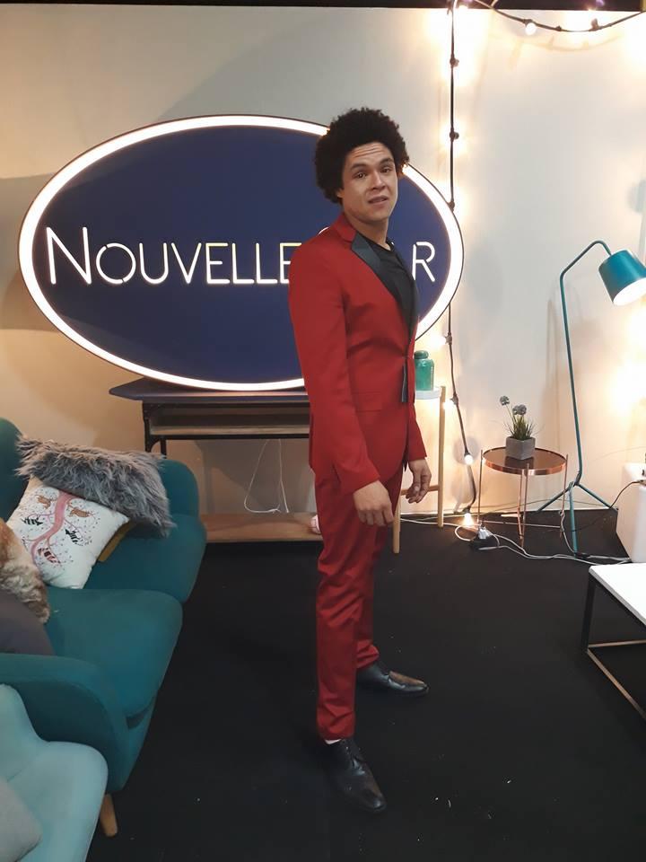 26-01-18 Xavier de Saint-Jean-Pla-de-Corts gagnant de la Nouvelle Star 2017