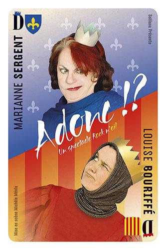 24-01-18 L'humoriste Marianne SERGENT au café de la poste à Narbonne
