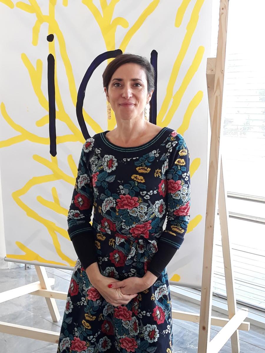 08-01-18 Marion FOUILLAND-BOUSQUET, directrice du Théâtre Scène Nationale du GRAND NARBONNE