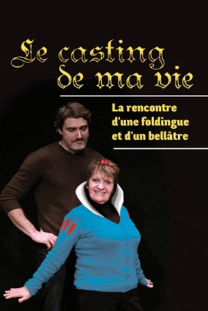 07-02-18 L'humoriste Evelyne CERVERA au café de la poste à Narbonne