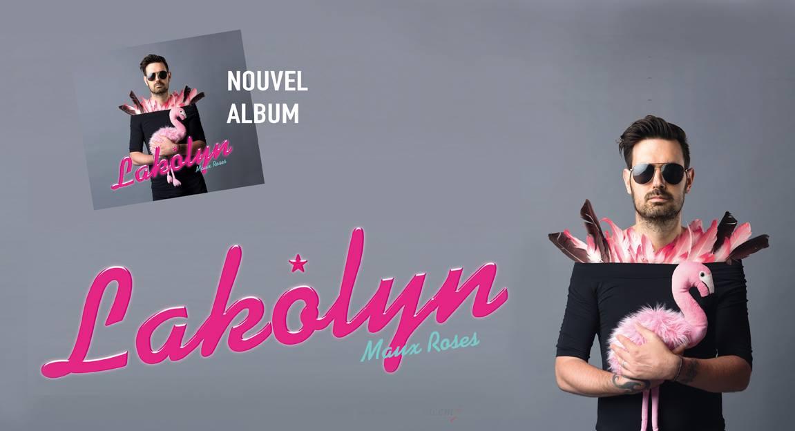 02-03-18 Sortie de l'album du chanteur LAKOLYN