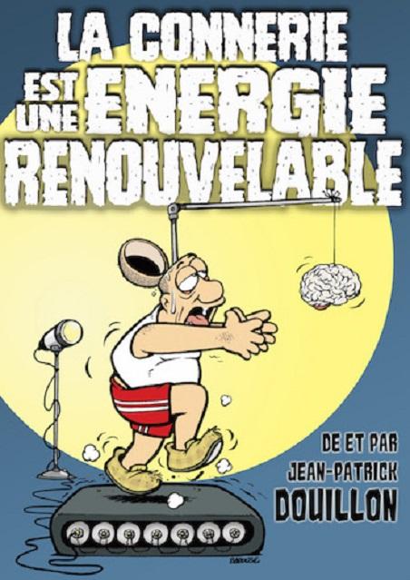 18-04-18 L'humoriste Jean-Patrick DOUILLON est au café de la poste de Narbonne