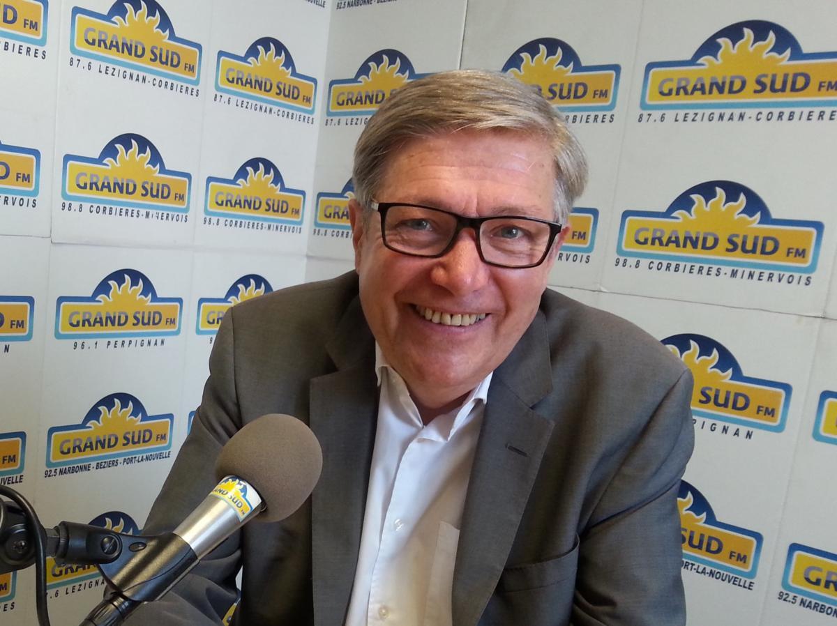 30-04-20 : Didier MOULY, maire de Narbonne