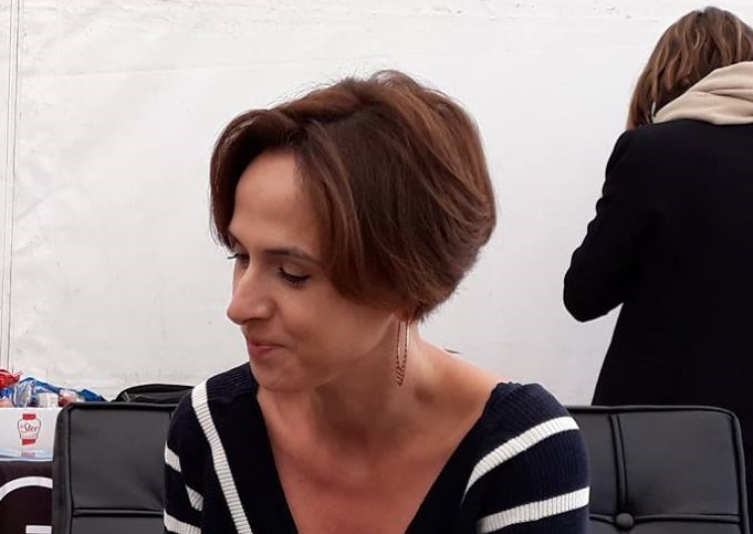 Salon du livre Grand Narbonne 2018, Eléonore THUILLIER