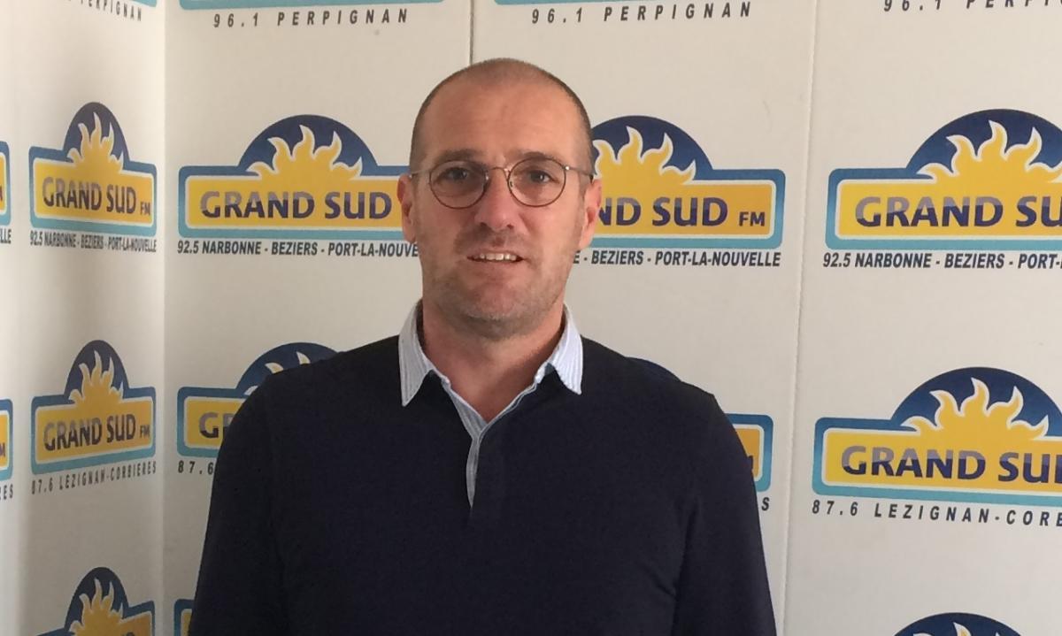 22-05-18 Jérémie Ribourel, président du Narbonne Volley