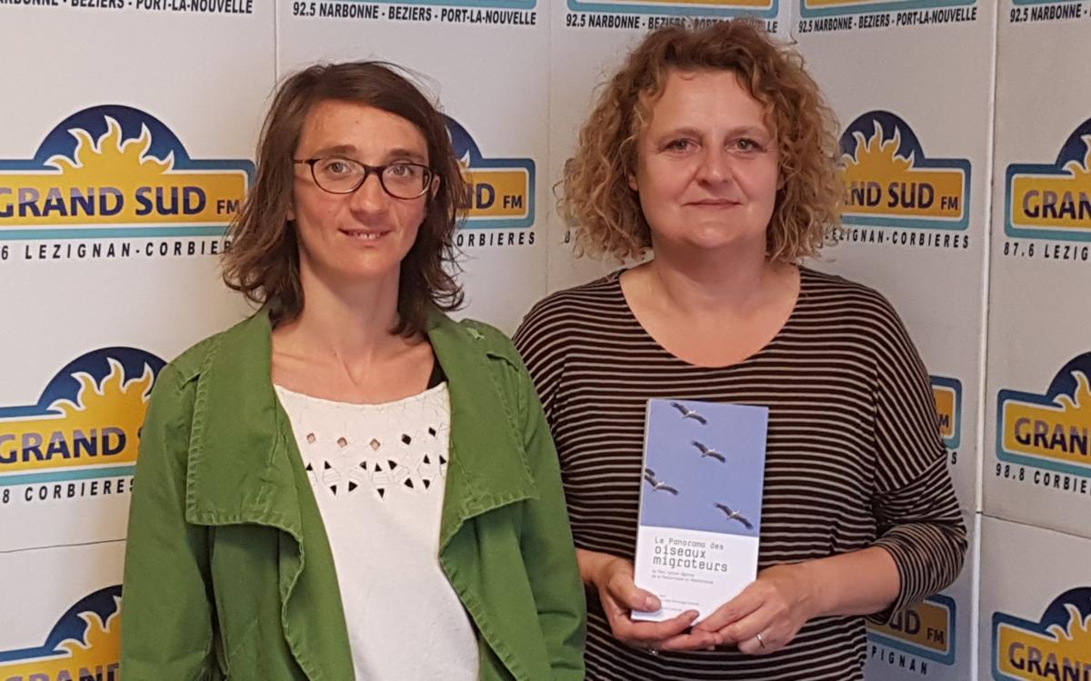 18-05-18 Nathalie Poux & Marie Weill