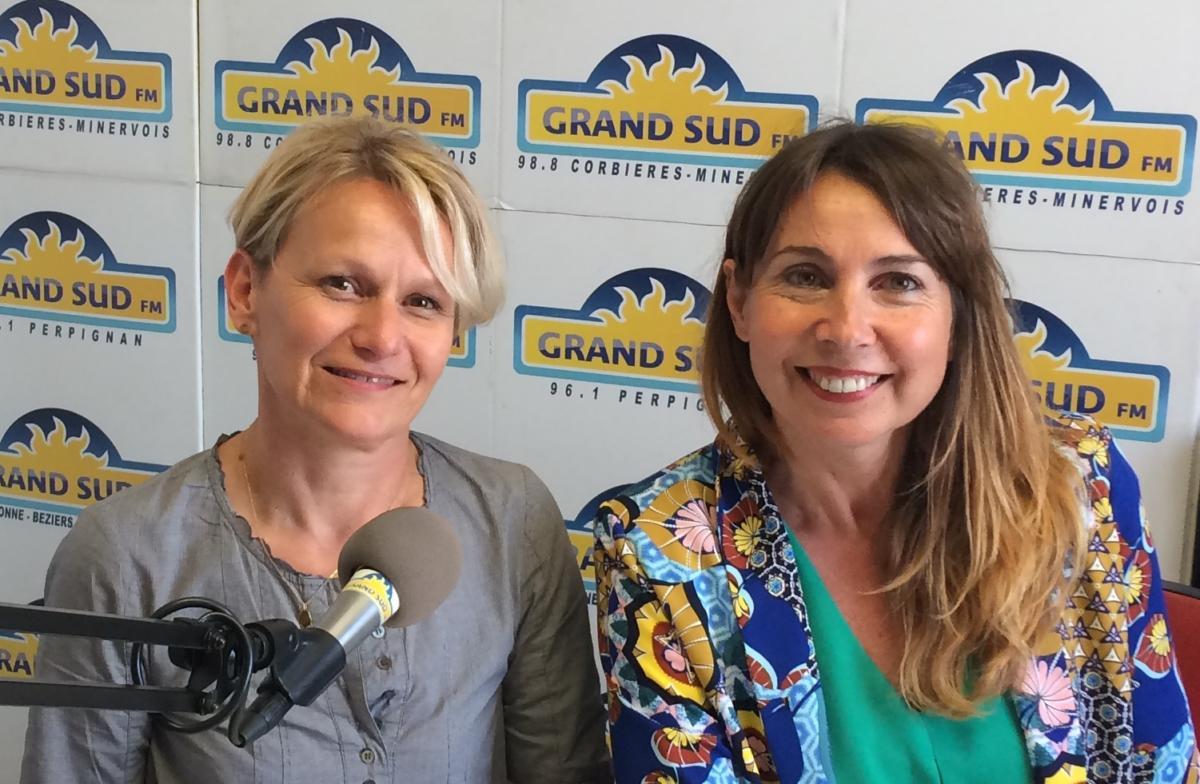 Annabel LAFFONT & Nathalie SAUREL vont participer au Rallye Cap Femina au Maroc.