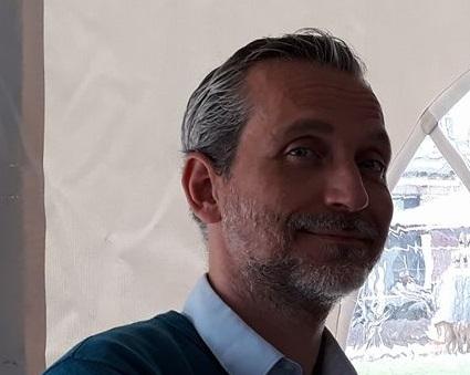 Salon du livre Grand Narbonne 2018, Olivier NOREK