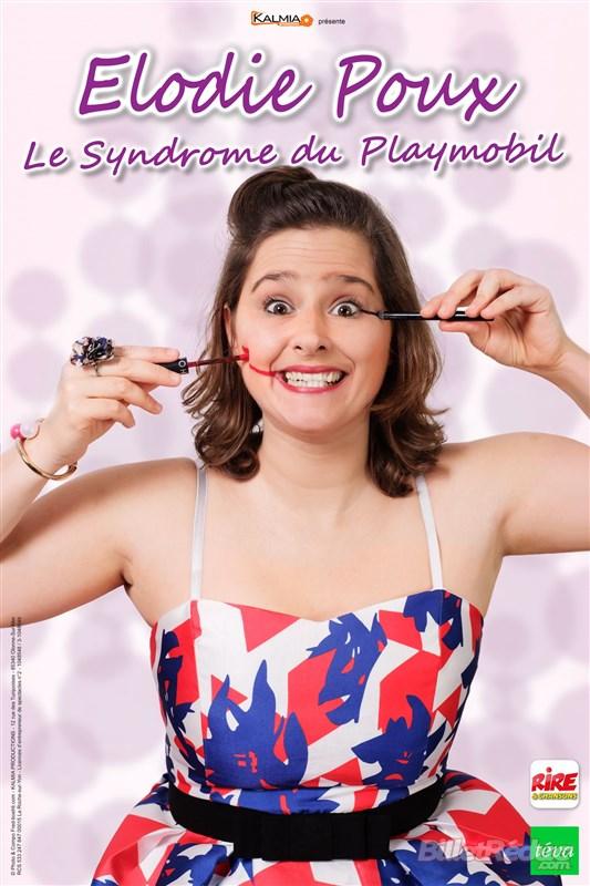 ELODIE POUX  au Café de la Poste de Narbonne.