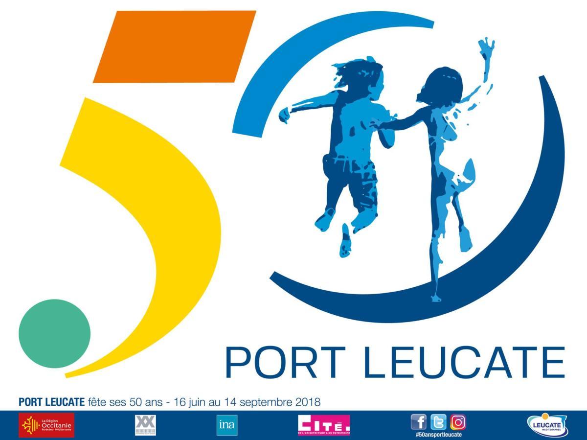 26-07-18 Port Leucate fête ses 50 ans : Jean DESMIDT