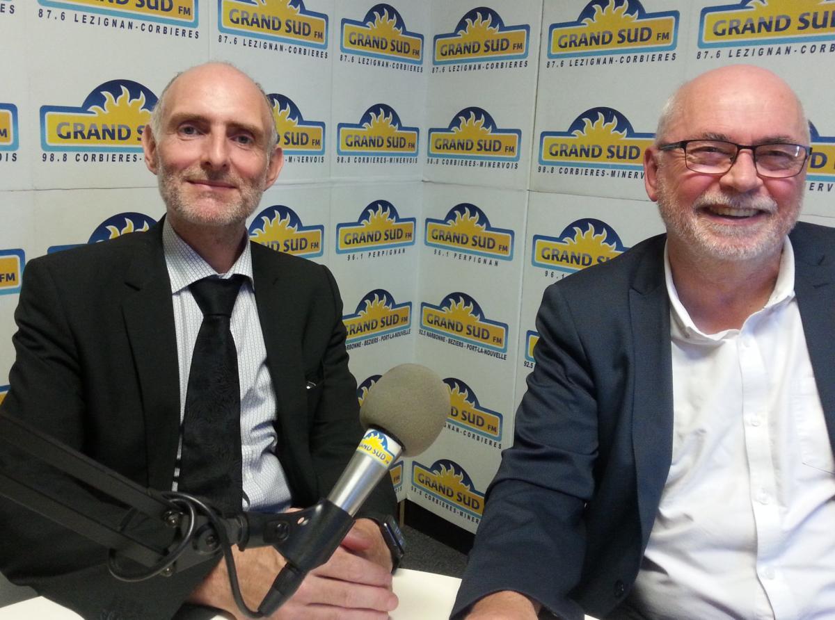 Jean-Christophe VISEUR & Gilles CADEAC, une filière d'apprentissage entre Lézignan et la Chine