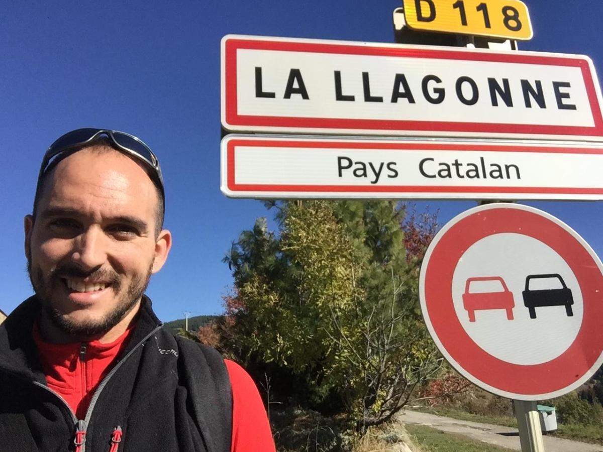 12-07-18 Mickaël SULIAN, président de l'association PO Express : la route des Catalans