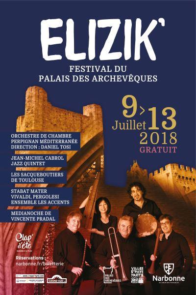 07-07-18 Yves PENET, délégué à la culture, au patrimoine et musées, aux archives à Narbonne