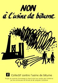 21-07-18 Bertrand CLAVERIE du collectif contre l'usine de bitume entre Lézignan Corbières & Ferrals les Corbières