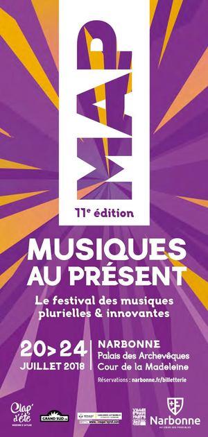 18-07-18 Yves PENET, délégué à la culture, au patrimoine et musées, aux archives à Narbonne