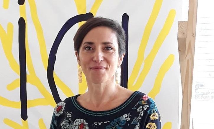 04-07-18 La directrice du théâtre + cinéma scène nationale du Grand Narbonne, Marion FOUILLAND BOUSQUET