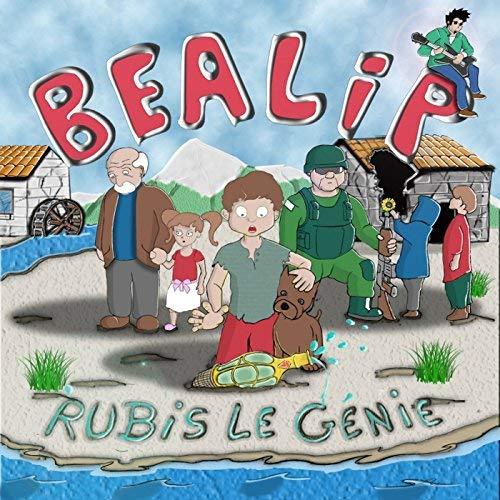 16-08-18 : Le chanteur de La Palme «Bealip»
