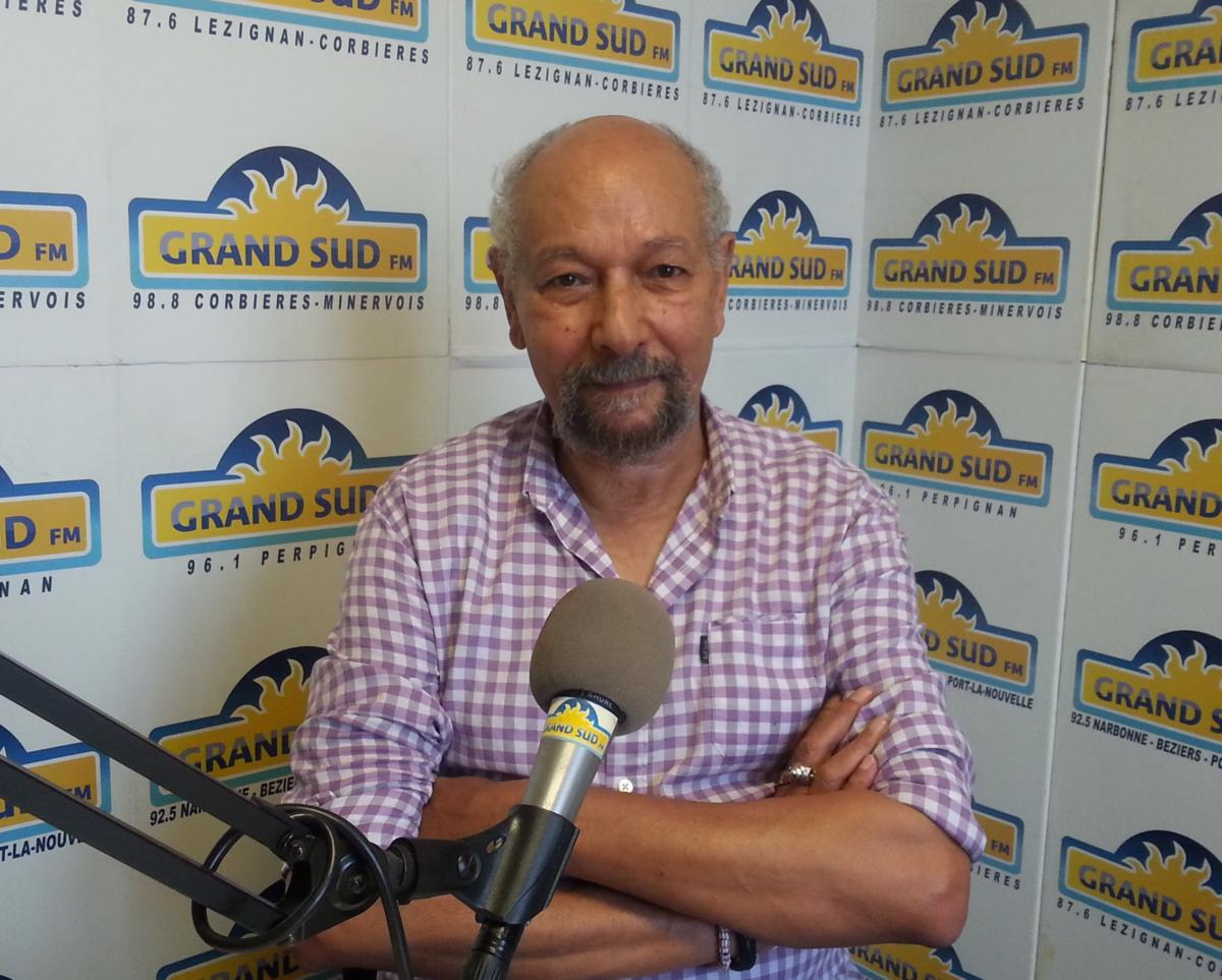 03-10-18 Talaat EL SINGABY, directeur des Internationales de la Guitare.