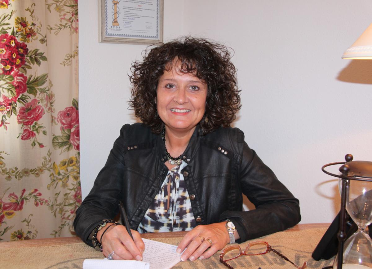 06-09-18 Brigitte CRISTANTE, directrice de l'Institut Freudien de Psychanalyse du Narbonnais et du Roussillon