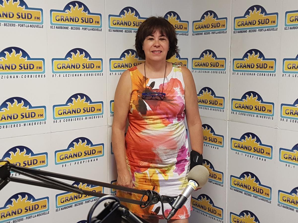 20-09-18 Corinne HEUMANN, trésorière adjointe de l'association Sallèles Horizon