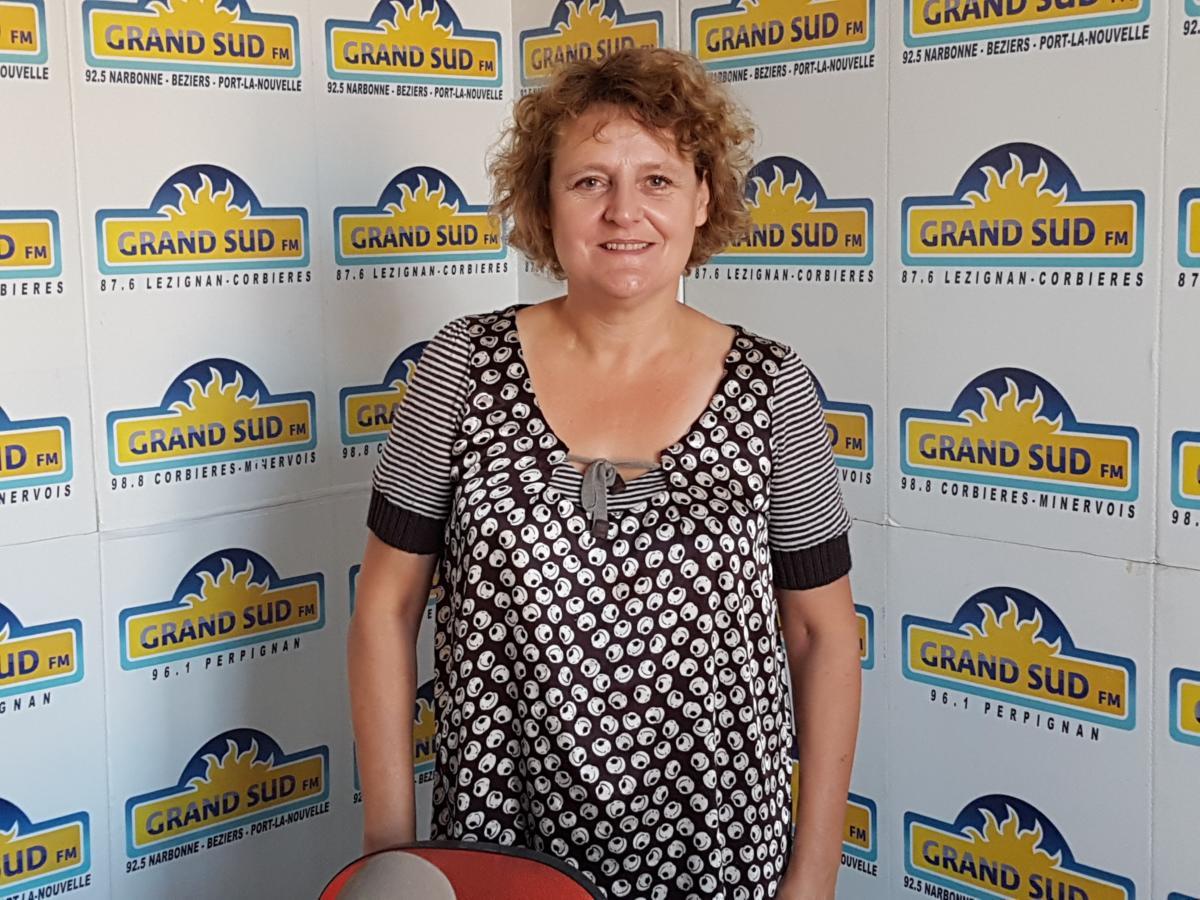 05-10-18 Nathalie POUX, responsable de la culture & du pôle médiation du parc naturel régional de la Narbonnaise en Méditerranée