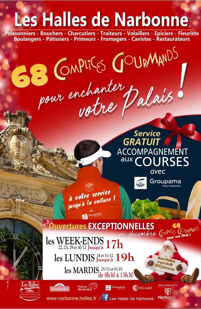 19-12-18 Stéphane Romain, responsable communication des Halles de Narbonne