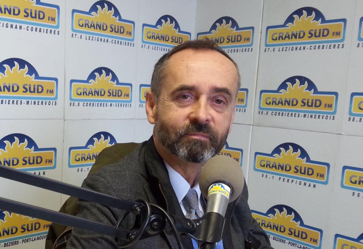 15-04-20 : Robert MENARD, maire de Béziers