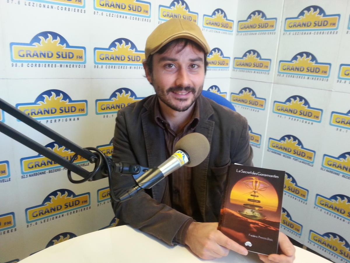 11-12-18 Frédéric Paradis-Dijol, auteur
