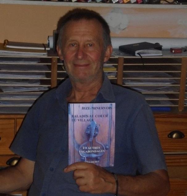 13-12-18 Denis Bichet, écrivain