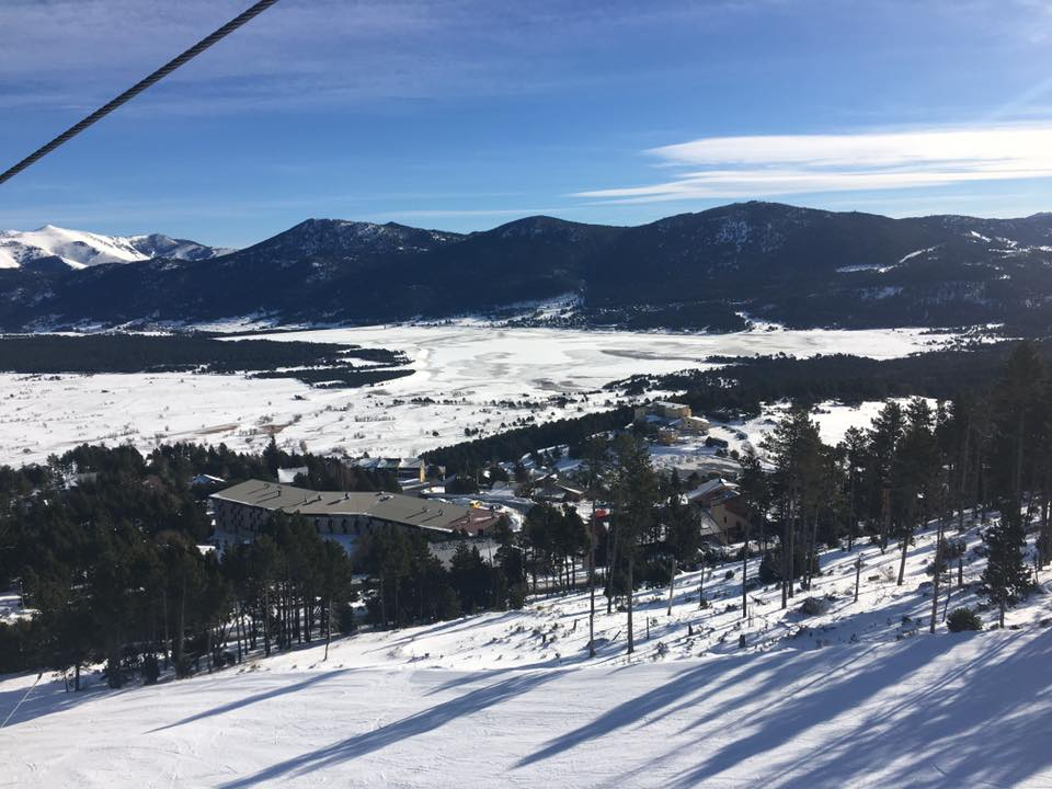 30-01-19 David MIAS : responsable de la promotion de la station de ski des Angles dans les Pyrénées Orientales