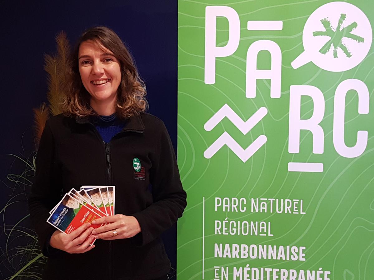 07-02-19 Kattaline FORTUNE SANS : Responsable des zones humides au Parc Naturel régional de la Narbonnaise en Méditerranée