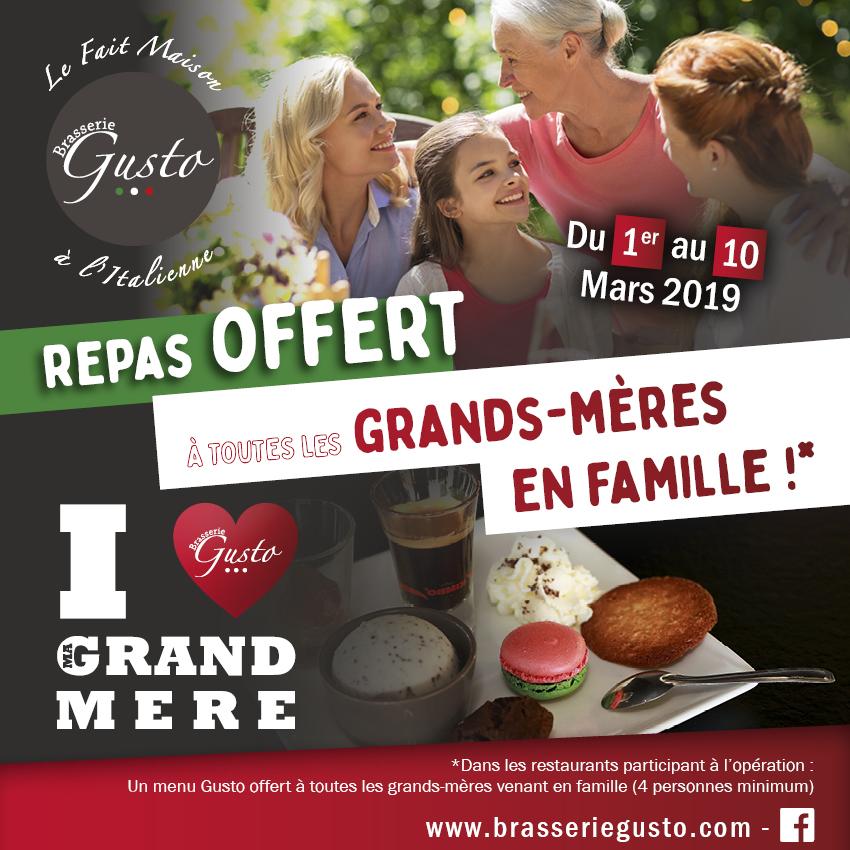 28-02-19 Le RDV Shopping de GRAND SUD FM à la Brasserie Gusto à Narbonne