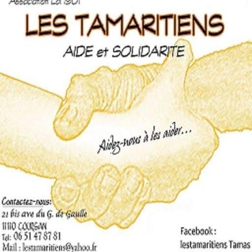 14-03-19 Bruno PROM, vice président & Marie-Claude CHABARDES membre du conseil d'administration de l'association Les Tamaritiens à Coursan