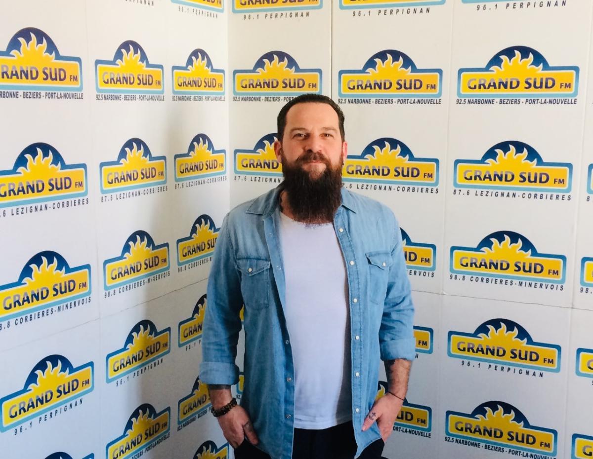 08-03-19 Will Barber en concert au Casino de Gruissan ce samedi 9 Mars