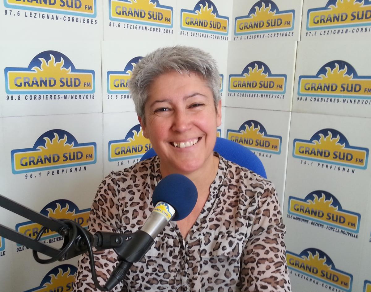 12-04-19 Christine LAFFITTE, trésorière de la troupe Showmania Company à Narbonne