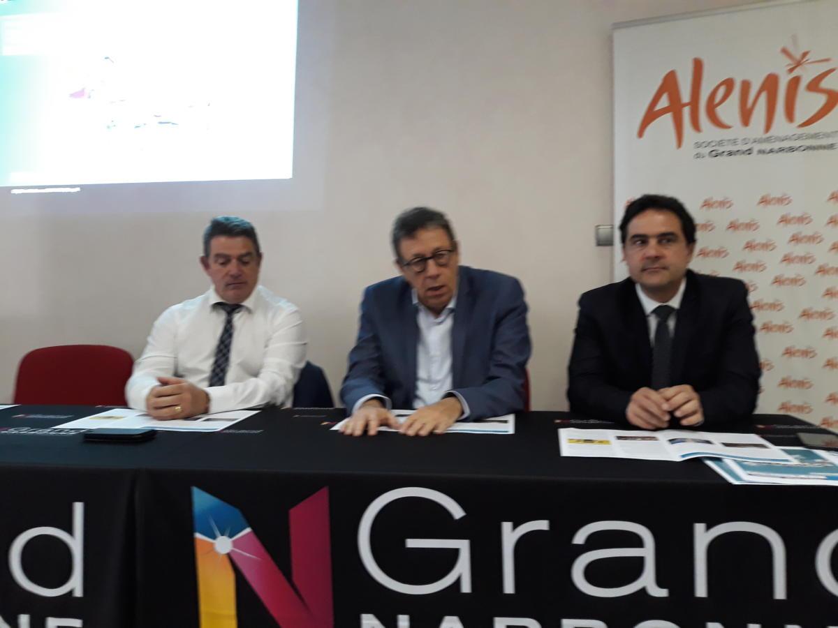 28-04-19 Didier Aldebert, président de Alenis