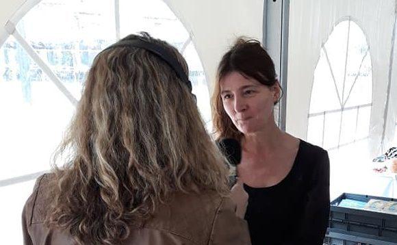 Salon du livre Grand Narbonne 2019, Carole FIVES