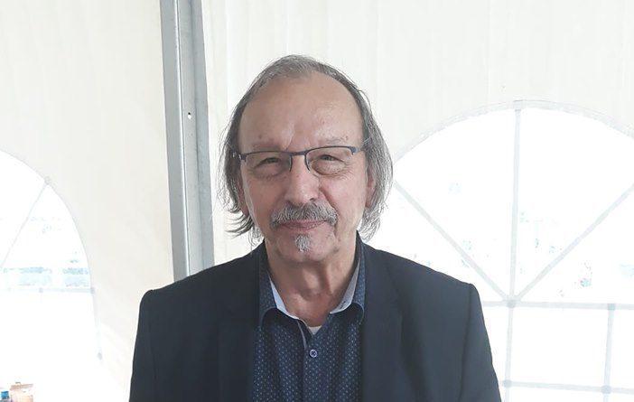 Salon du livre Grand Narbonne 2019, Didier DAENINCKX