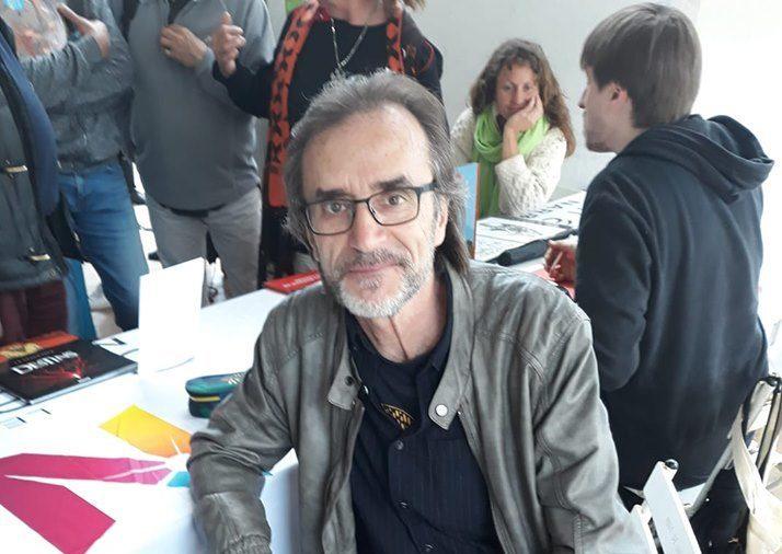Salon du livre Grand Narbonne 2019, Ruben PELLEJERO