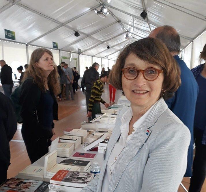 Salon du livre Grand Narbonne 2019, Dominique MISSIKA
