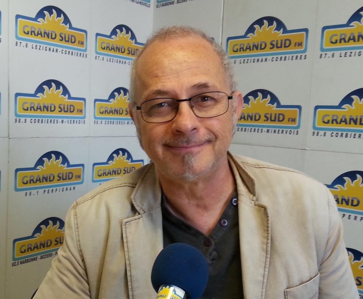02-04-20 : Pierre DURAN, trésorier de l'Association des commerçants du marché Bio de Narbonne