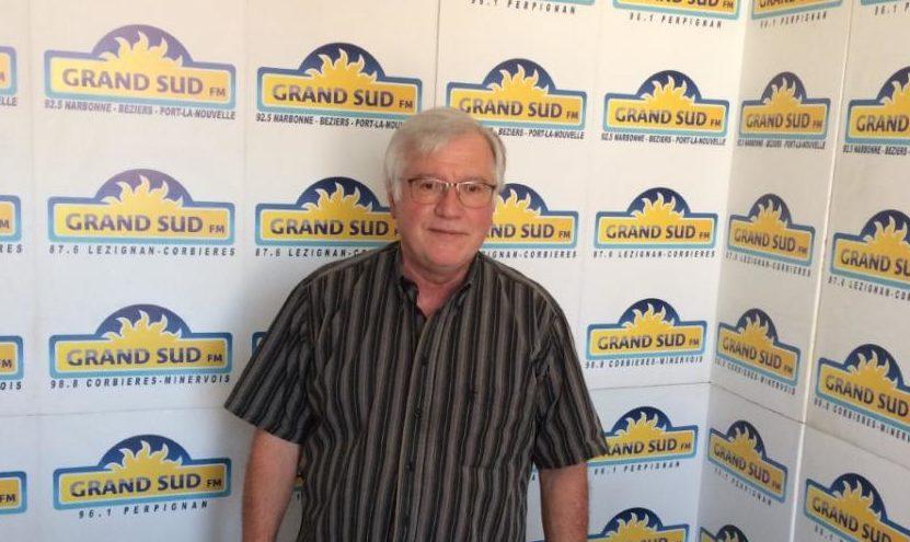 21-06-19 Alban PEDROLA, responsable des expositions à l'Espace Gibert de Lézignan-Corbières
