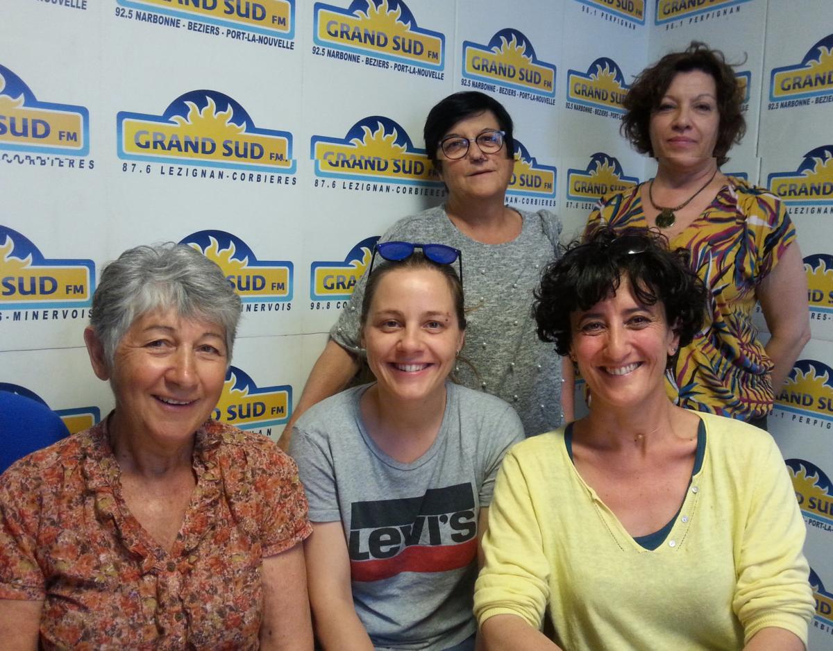 13-06-19 Gaëlle PAVAN et Mesdames THIEFFRY, PASQUALE et ROSSIGNOL concernant le projet de la maison des chats à Narbonne-Plage