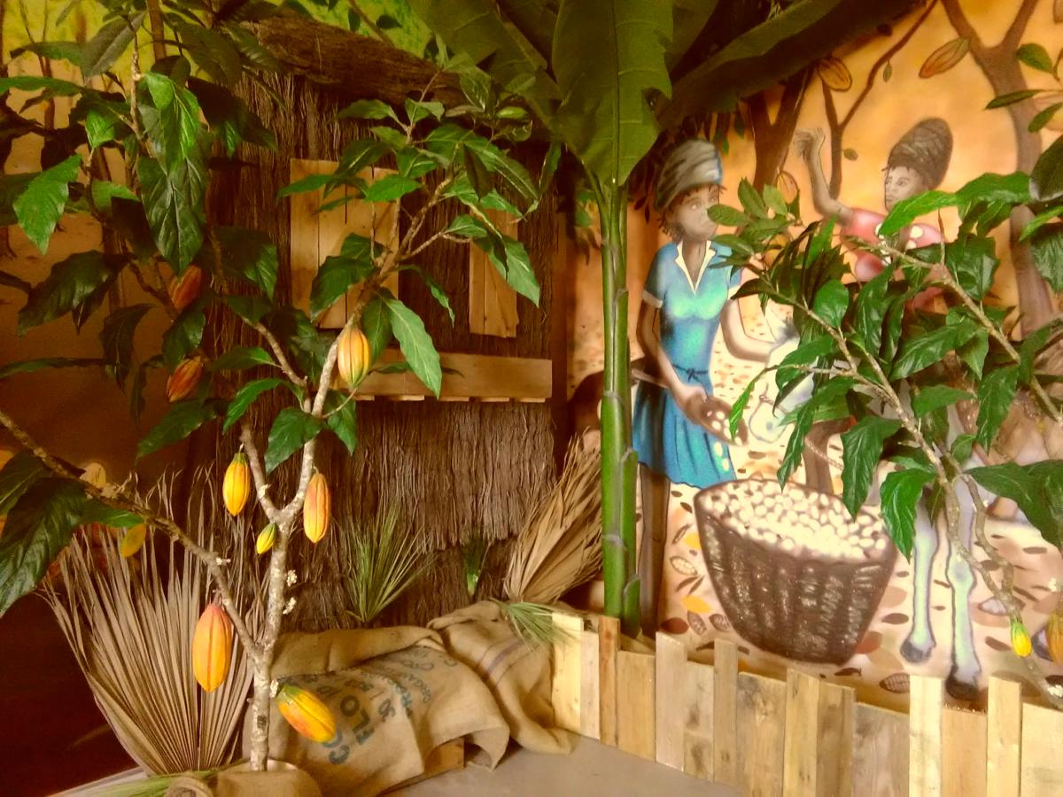 30-07-19 Le RDV Shopping de GRAND SUD FM avec Youcef OSMANI, à la tête de la chocolaterie » les Chocolatiers Cathares» à Montredon des Corbières