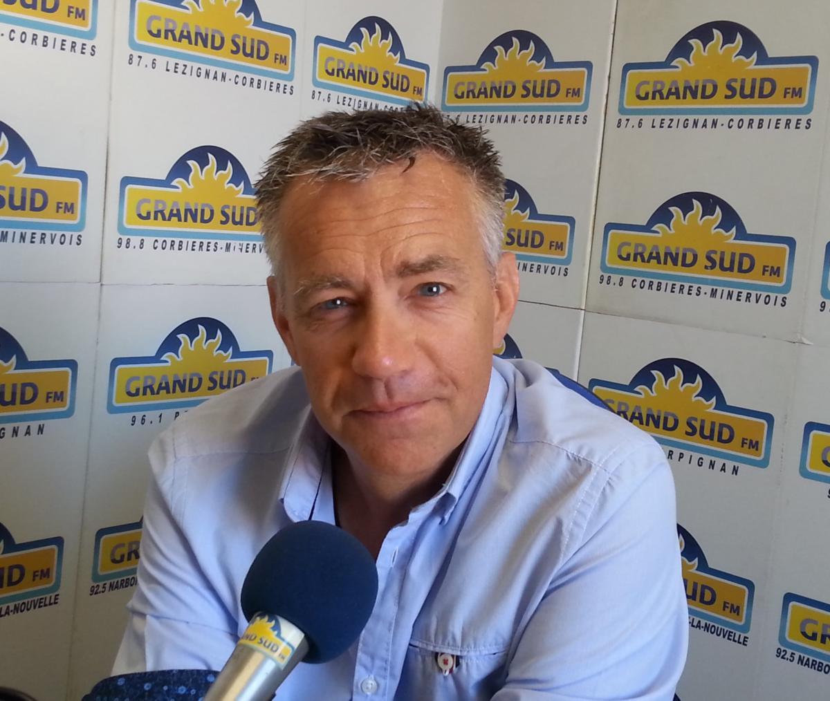 22-08-19 Stéphane ERARD, directeur au Grand Narbonne du service « gestions des équipements sportifs, de la filière glisse et vent et de la promotion par le sport »