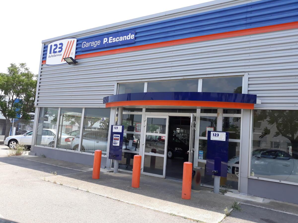 02-07-19 Le RDV Shopping de GRAND SUD FM avec Patrick ESCANDE du garage 1,2,3 Auto Service à Narbonne